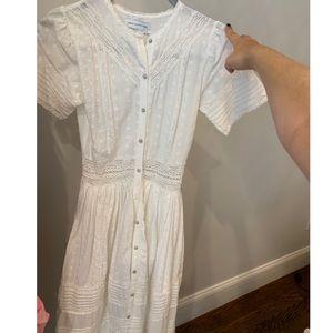 Vintage style lace dress!